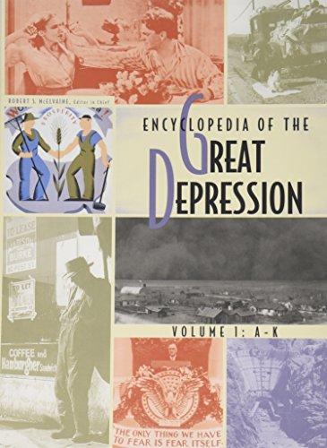 9780028656861: Encyclopedia of the Great Depression. 2 Vol. Set