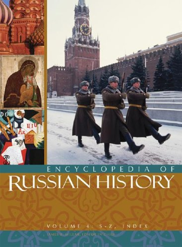 9780028656939: Encyclopedia of Russian History