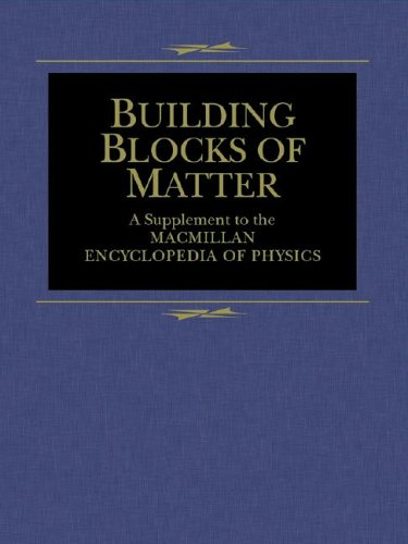9780028657035: Building Blocks of Matter (MacMillan Science Library)