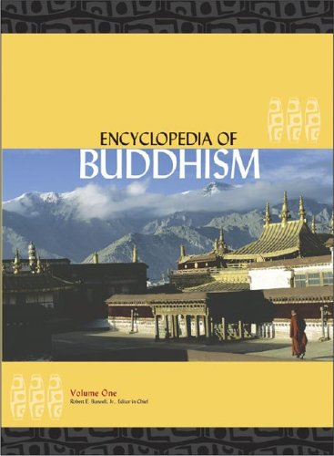 9780028657189: Encyclopedia of Buddhism