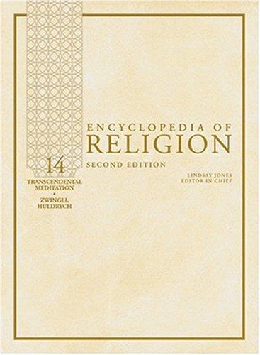 9780028657332: Encyclopedia of Religion