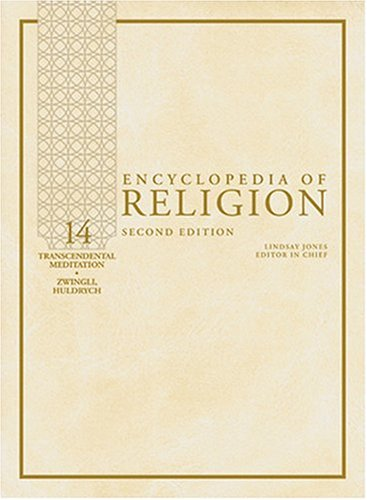 Encyclopedia of Religion, 15 Volume Set
