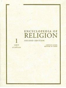 9780028657349: Encyclopedia of Religion Volume 1 (AARON:ATTENTION, VOLUME 1)