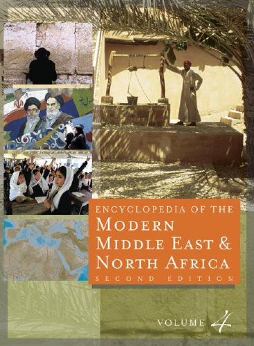 9780028657691: Encyclopedia of the Modern Middle East and North Africa