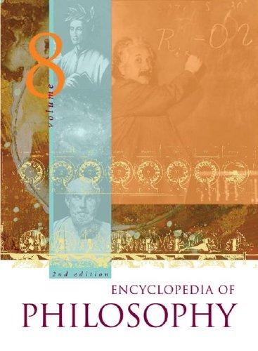 9780028657806: Encyclopedia of Philosophy