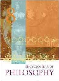 9780028657813: Encyclopedia of Philosophy