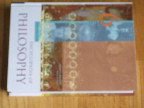 9780028657868: Encyclopedia of Philosophy