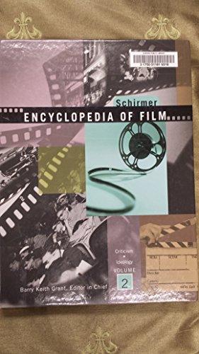 9780028657936: Schirmer Encyclopedia of Film