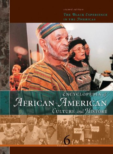 9780028658162: Encyclopedia of African- American Culture and History: The Black Experience in the Americas