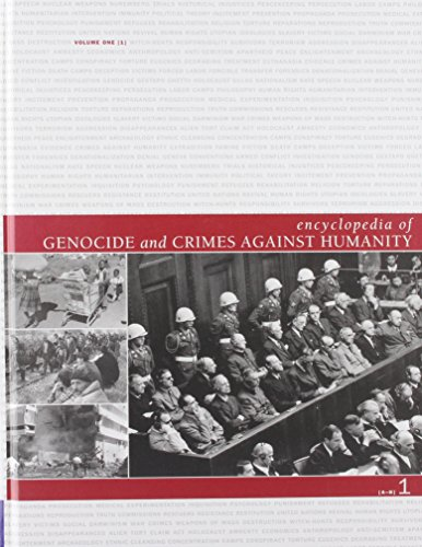 9780028658483: Encyclopedia of Genocide and Crimes Against Humanity: 1