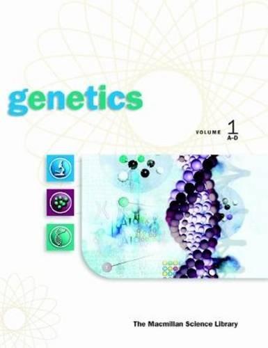 9780028658902: Genetics: Macmillan Science Library