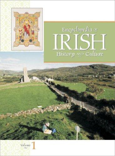 9780028659022: Encyclopedia of Irish History and Culture