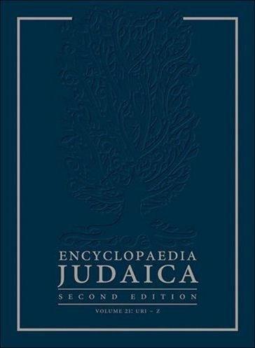 9780028659374: ENCYCLOPEIDA JUDAICA 2 22V SET V9
