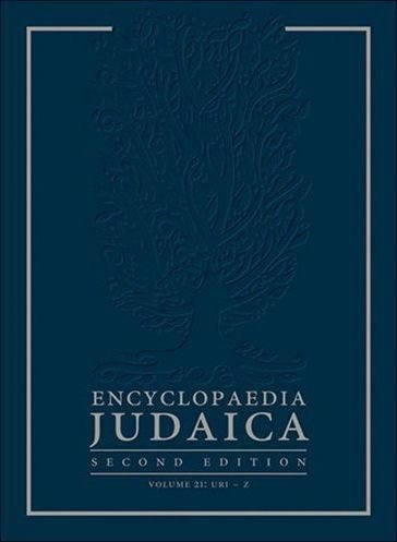 9780028659374: Encyclopaedia Judaica, Volume 9