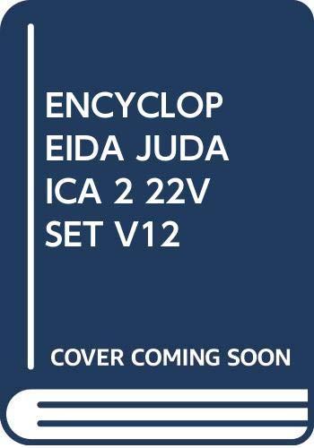 9780028659404: Encyclopaedia Judaica