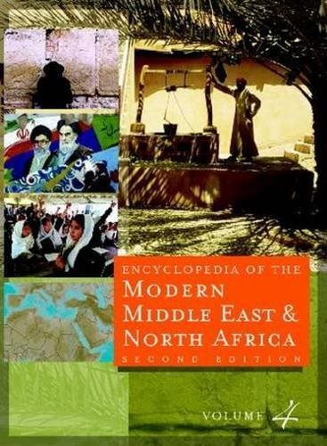 9780028659879: Encyclopedia of the Modern Middle East and North Africa