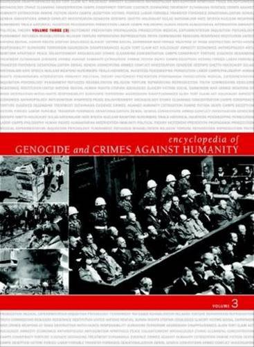 9780028659923: Encyclopedia of Genocide and Crimes Against Humanity