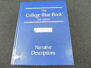 The College Blue Book