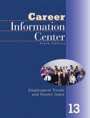 9780028660479: Career Information Center