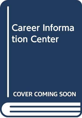 9780028660998: Career Information Center