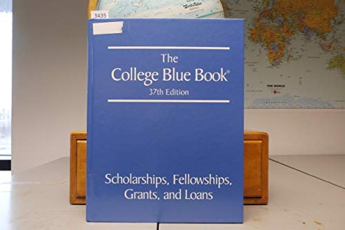 9780028661063: The College Blue Book, Volume 5, 37th Edition, Distance Learning Programs (Volume 5)