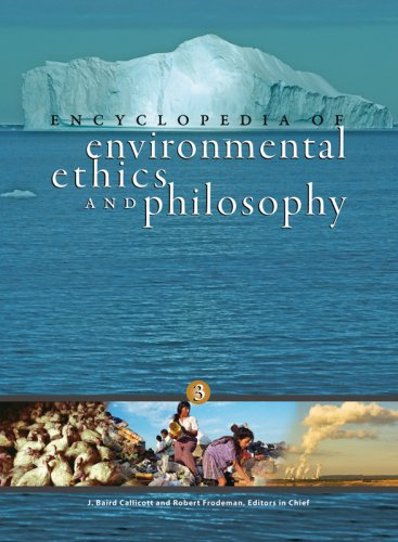 9780028661377: Encyclopedia of Environmental Ethics and Philosophy