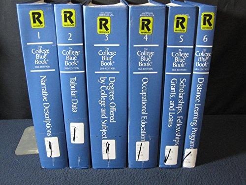 9780028661728: College Blue Book