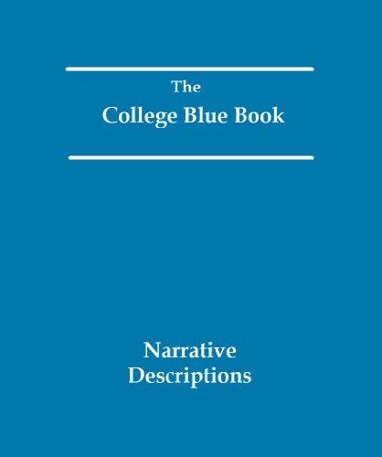 9780028661797: College Blue Book: 32 Volume Set