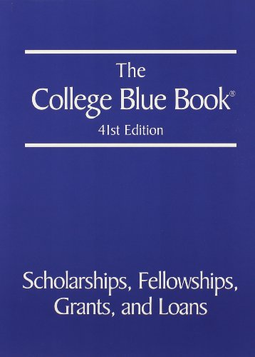 9780028661865: The College Blue Book: 6 Volume Set