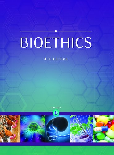 9780028662053: Bioethics: 6 Volume Set