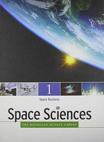 9780028662145: Space Sciences: 4 Volume Set (Macmillan Science Library)