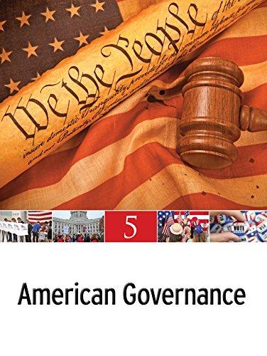 American Governance: Schechter, Stephen (Editor)