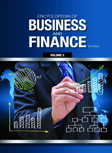 9780028662640: Encyclopedia of Business and Finance