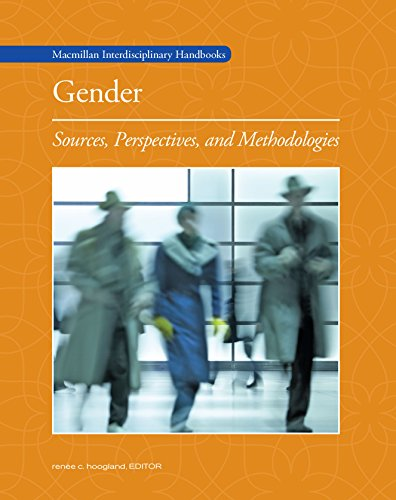 9780028662817: Gender: Sources, Perspectives, and