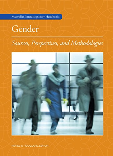 9780028663159: Gender: Macmillan Interdisciplinary Handbooks 10V