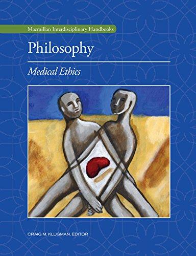 9780028663333: Philosophy: Medical Ethics (Macmillan Interdisciplinary Handbooks)
