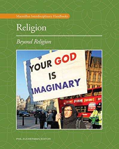 9780028663548: Religion: Beyond Religion (Macmillan Interdisciplinary Handbooks)