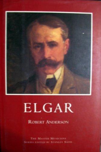 9780028701851: Elgar (The master musicians series)