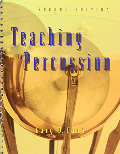 9780028701912: Teaching Percussion