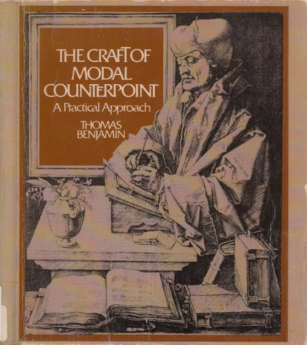 9780028704807: Craft of Modal Counterpoint
