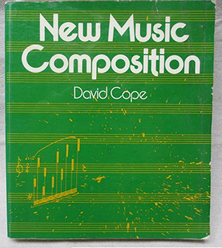 9780028706306: New Music Composition