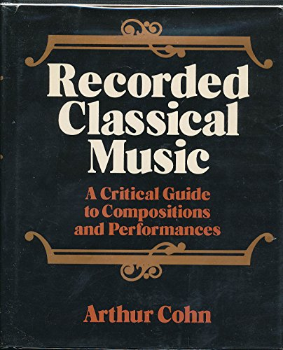 9780028706405: Recorded Classical Music