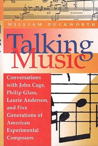 Talking Music: Duckworth, William