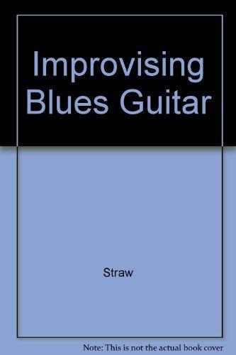 9780028709802: Improvising Blues Guitar
