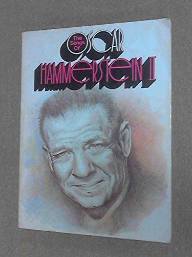 9780028710105: Songs of Oscar Hammerstein II