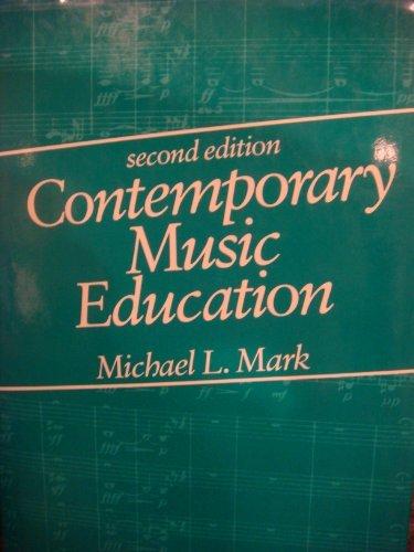 9780028712208: Contemporary Music Education