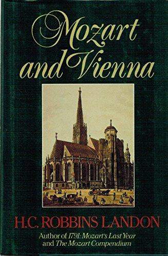 9780028713175: Mozart and Vienna