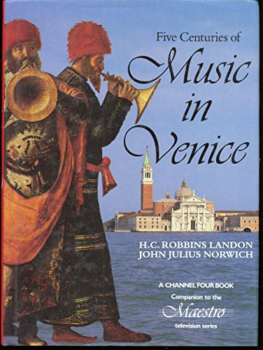 9780028713182: Five Centuries of Music in Venice