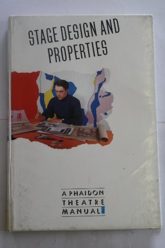 9780028713434: Stage Design and Properties (Schirmer Books Theatre Manuals)