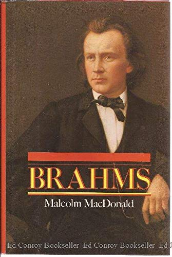 9780028713939: Brahms (The Master Musicians Series)
